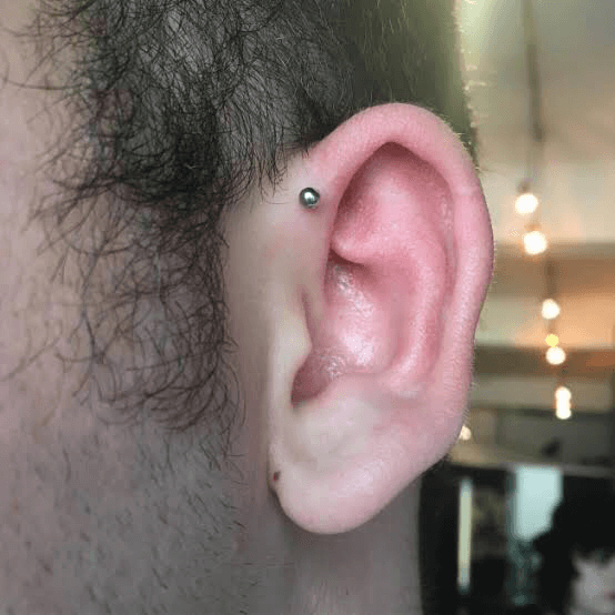 12 Types Of Coolest Ear Piercings For Men